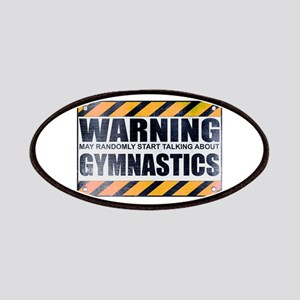 Warning: Gymnastics Patches