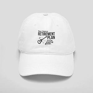Guitar Retirement Plan Cap