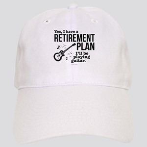 188c3bbafef Guitar Retirement Plan Cap