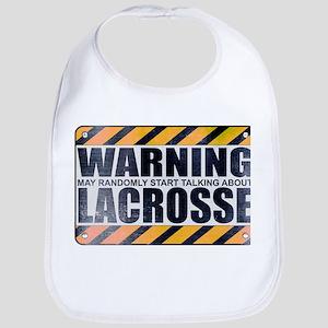 Warning: Lacrosse Bib