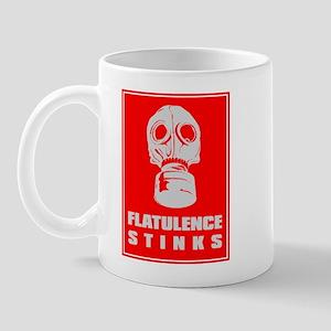 Flatulence Stinks Mug