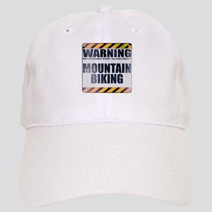 Warning: Mountain Biking Cap