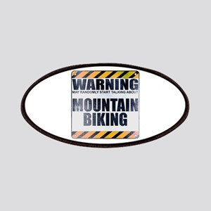 Warning: Mountain Biking Patches