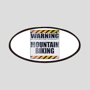 Warning: Mountain Biking Patches