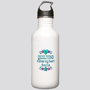 Quilting Smiles Stainless Water Bottle 1.0L