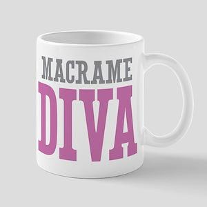 Macrame DIVA Mugs