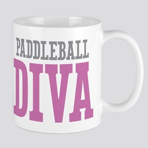 Paddleball DIVA Mugs