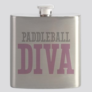 Paddleball DIVA Flask