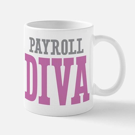 Payroll DIVA Mugs