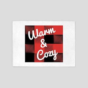 Warm & Cozy 5'x7'Area Rug