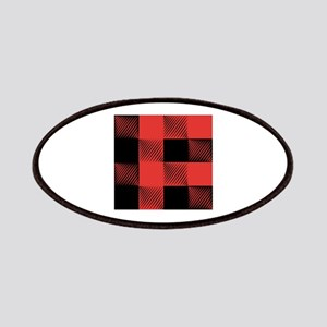 Plaid Pattern Patch