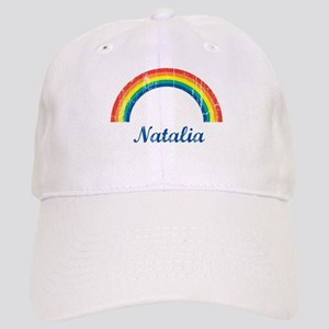 Natalia vintage rainbow Cap