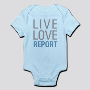 Live Love Report Body Suit