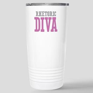 Rhetoric DIVA Stainless Steel Travel Mug