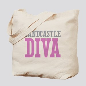 Sandcastle DIVA Tote Bag