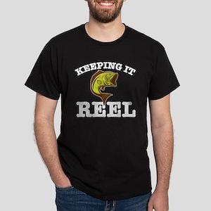 Keeping It Reel Fishing T-Shirt