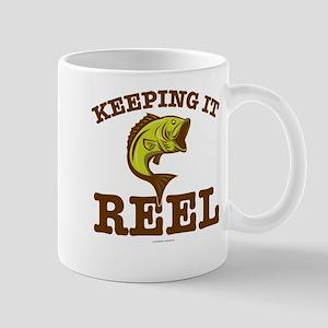 Keeping It Reel Fishing Mugs