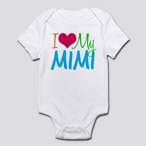 Mimi Love Infant Bodysuit
