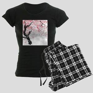 Japanese Cherry Tree Pajamas