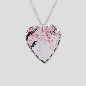 Japanese Cherry Tree Necklace