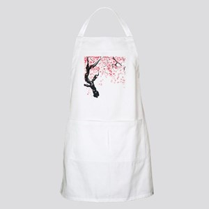 Japanese Cherry Tree Apron
