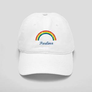 Paulina vintage rainbow Cap