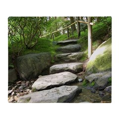 Stepping Stones Throw Blanket