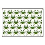 Blue Crab Pattern Banner