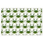 Blue Crab Pattern Posters