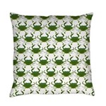Blue Crab Pattern Everyday Pillow