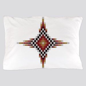 Native Style Hot Radiant Sun Pillow Case