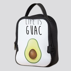 Life is Guac Neoprene Lunch Bag