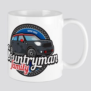MINI Countryman family Mugs