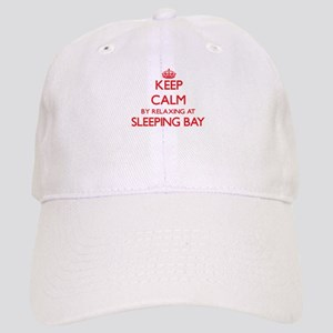 Keep calm by relaxing at Sleeping Bay Michigan Cap