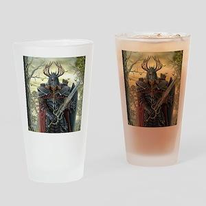 viking warrior Drinking Glass