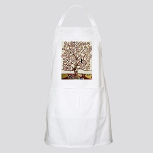Klimt tree of life Apron