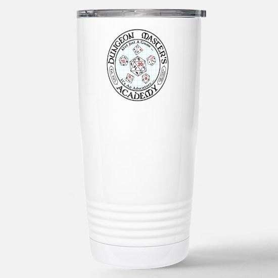 Dungeon Master's Academ Stainless Steel Travel Mug