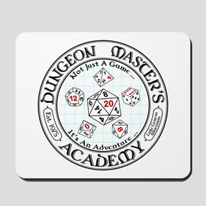 Dungeon Master's Academy Mousepad