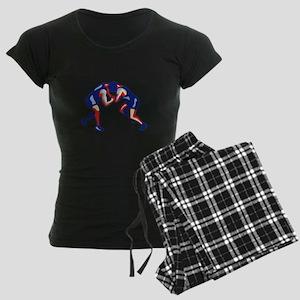 Freestyle Wrestling Retro Pajamas