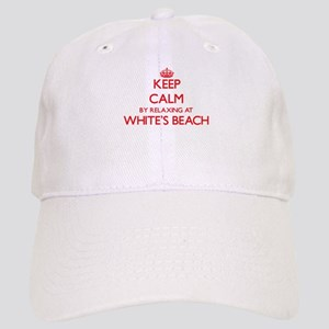 Keep calm by relaxing at White'S Beach Wiscons Cap