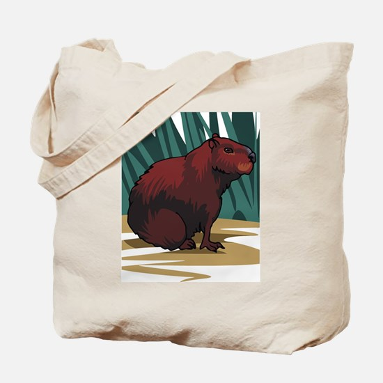 Ground Hog Tote Bag