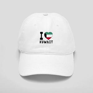 I Love Kuwait Cap