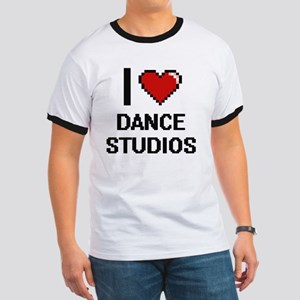 I love Dance Studios digital design T-Shirt