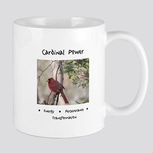Cardinal Animal Medicine Gifts Mugs