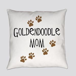 Goldendoodle Mom Everyday Pillow