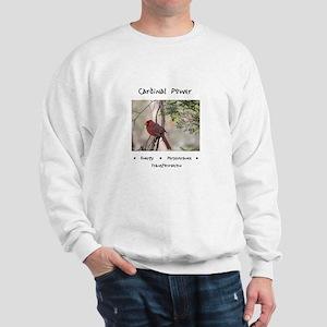Cardinal Animal Medicine Gifts Sweatshirt