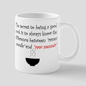 Menudo Secret 2 (White) Mugs