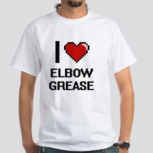 I love Elbow Grease digital design T-Shirt