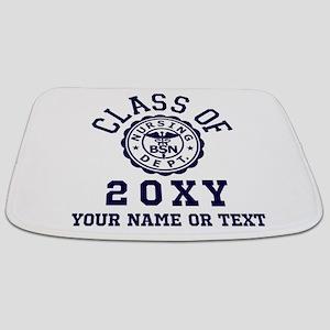 Class of 20?? Nursing Bathmat