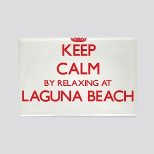 Keep calm by relaxing at Laguna Beach Cali Magnets